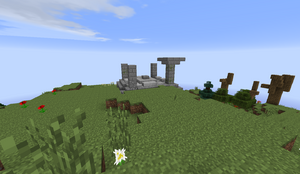 Small Stone Ruins - Shrine PB28