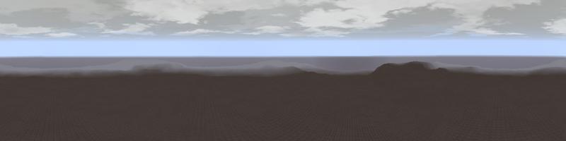 Panorama Sea of Núrnen