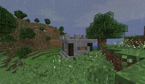 Small Stone Ruins - Turret in Gondor PB28