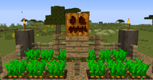 Simple Scarecrow