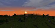 Dorwinion sunset