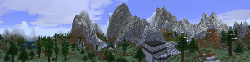 Panorama Blue Mountains