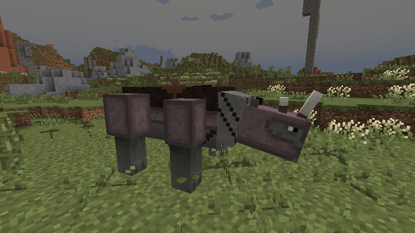 Half-troll Rhino Armour