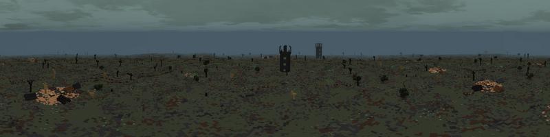 Panorama Morgul Vale