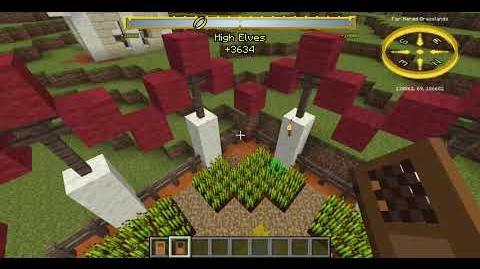Legends of middle earth minecraft, Town of bones