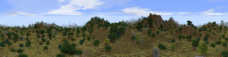 Panorama Weather Hills