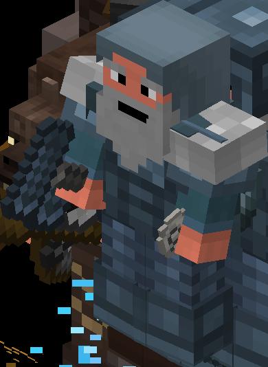 Blue Mountains Commander
