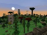 Woodland Realm (Biome)