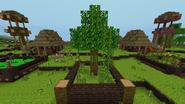 A Taurethrim Village Tree