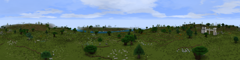 Panorama Blackroot Vale
