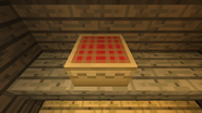Cherry Pie on shelf
