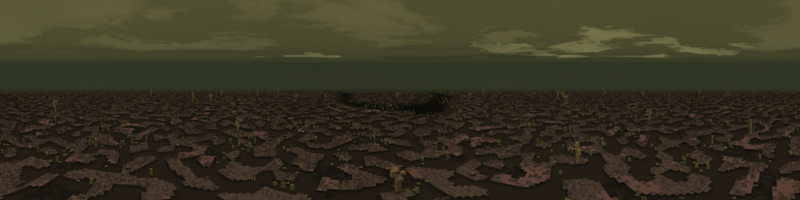 Panorama Dead Marshes