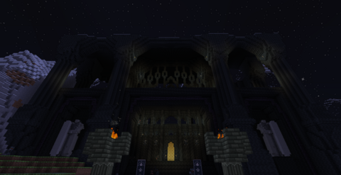 Dain's Halls Gate