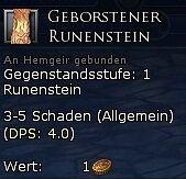 Geborstener Runenstein (Allgemein)