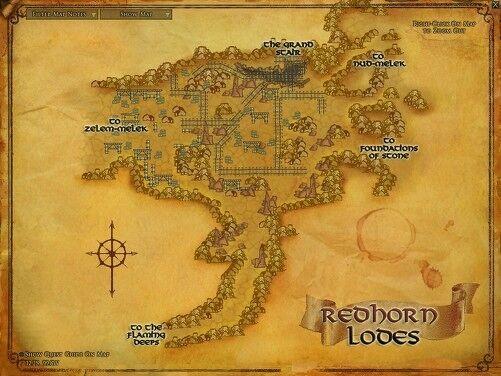 Redhorn LodesMAPP