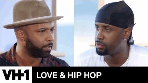 Joe's Safaree Confrontation & Proposal - Check Yourself S9 E14 Love & Hip Hop New York