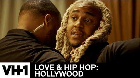 A1 Jumps Safaree & Misster Ray Wants Kandie - Check Yourself S5 E8 Love & Hip Hop Hollywood