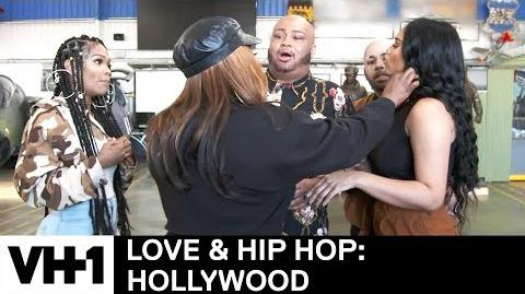 Apple & Bunni Meet & Kimberly Speaks Her Mind - Check Yourself S6 E2 Love & Hip Hop Hollywood