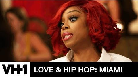 Khaotic's Realness & Trina's Meeting - Check Yourself S2 E3 Love & Hip Hop Miami
