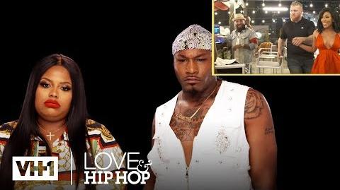 Blac Chyna Brings The Peace! Check Yourself S6 E18 Love & Hip Hop Hollywood