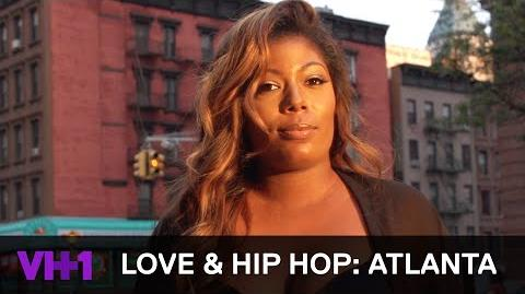 Love & Hip Hop Atlanta Reporting Live Tiffany Foxx's Sister VH1
