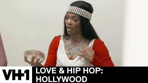 Apple Watts Gets Sized Up & Fizz's Defense - Check Yourself - S6 E7 Love & Hip Hop Hollywood