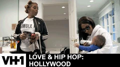 Lyrica Moves Out - Check Yourself - S6 E8 Love & Hip Hop Hollywood