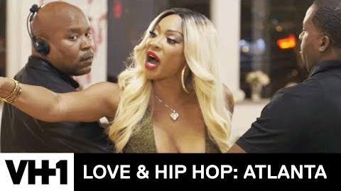 Karlie & Pooh's Daughters Face Off - Check Yourself S8 E17 Love & Hip Hop Atlanta