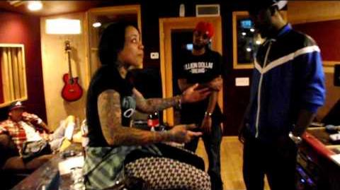 "Che Mack - The Making of "" Be Ya Self "" Joseline Hernandez Diss"