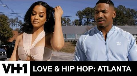 Just Brittany vs. Keely - Check Yourself Season 7 Episode 7 Love & Hip Hop Atlanta
