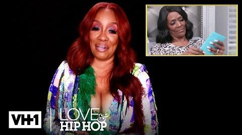 Cast Discusses Brewing Tension between Karlie & Sierra 🤨 Check Yourself Love & Hip Hop Atlanta