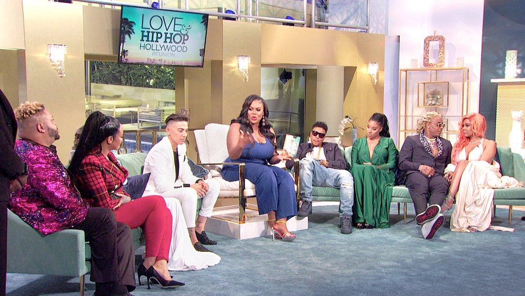 Reunion (Love & Hip Hop Hollywood Season 4)