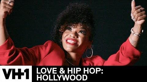 Apple Watts Is More Than A Famed Stripper Meet the Cast Love & Hip Hop Hollywood (Season 5)