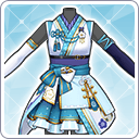 Rainbow Heart (Shizuku) Outfit