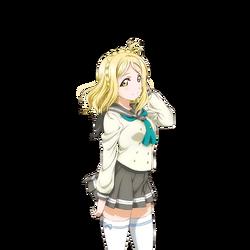 Ohara Mari (Uniform).png