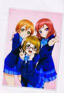 Dengeki Love Live! 1st Years