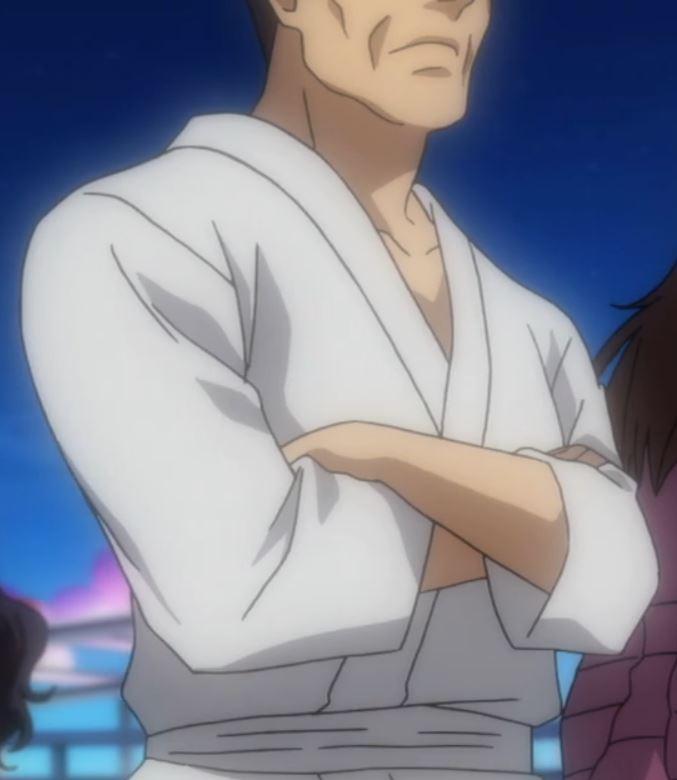 Honoka Kosaka's Father