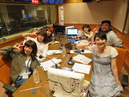 NHK Radio Power Voice A - CYaRon! May 7 2017- 1