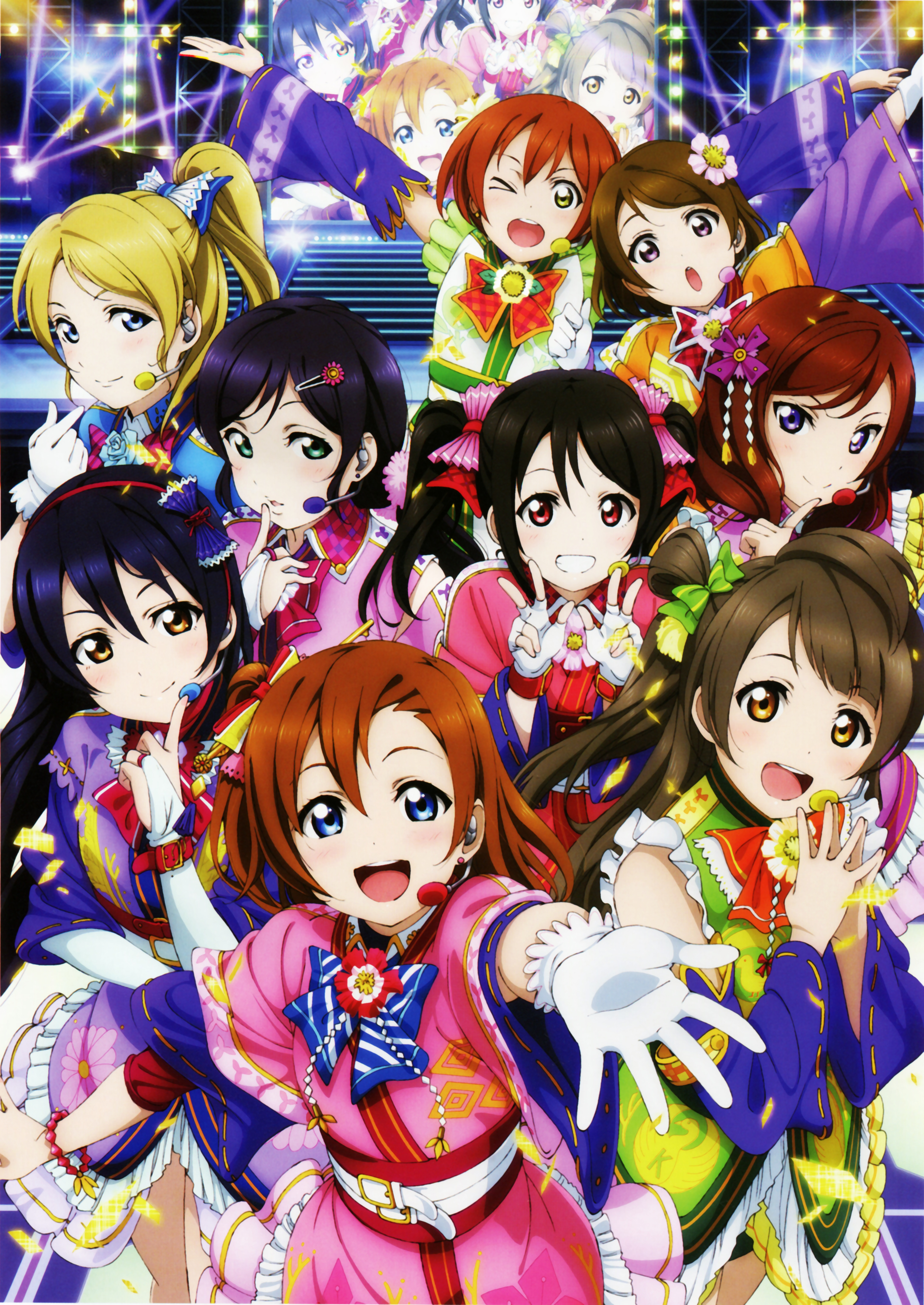 Muse's New Year LoveLive! 2013