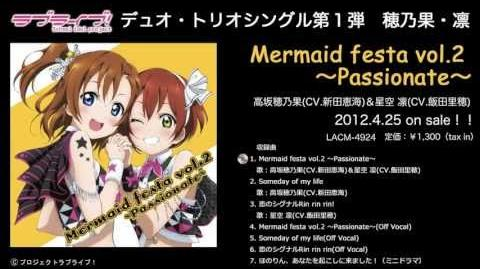 Mermaid_festa_vol.2_~Passionate~_PV