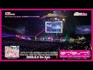 "【DIGEST】Love Live! Nijigasaki High School Idol Club First Live ""with You"" Blu-ray Memorial BOX"