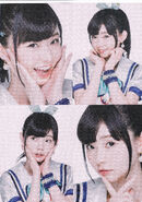 Aqours First Live Pamphlet - 21