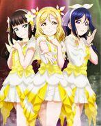 Love Live Sunshine Movie BD Back Cover