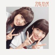 Aqours Live Taiken Booth - Anchan Rikyako Oct 1 2016 - 7