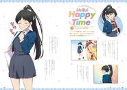 Love Live! Days Volume 12 March 2021 Issue Ren Happy Time