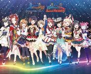 2nd Live! Brand New Story & Back to the TOKIMEKI Blu-ray Memorial BOX Cover