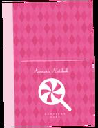 Aqours CLUB Notebooks - Ruby
