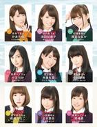 Dengeki G's Magazine June 2015 Love Live! Sunshine!! Cast