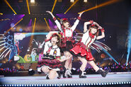 Aqours First Live - Furihata Ai, Inami Anju, Saitou Shuka 01