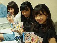 NHK Radio Rajira Seiyuu Arts - Anchan Arisha Aikyan Aug 7 2016 - 3
